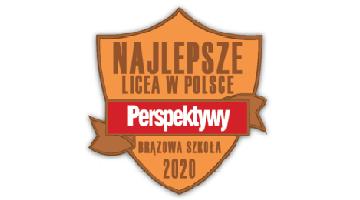 Prezentacja szkoły 2020